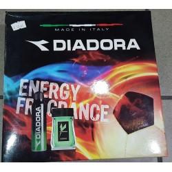 SET UOMO DIADORA ENERGY FRAGRANCE ROSSO DEODORANTE + PROFUMO