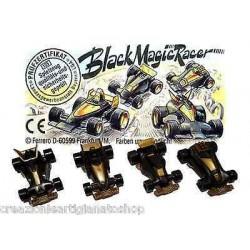 Dettagli su  BLACK MAGIC RACER - kinder -  COMPLETA con 1 CARTINA GERMANIA