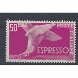 ITALIA ESPRESSO 50 LIRE   MNH 4551 - NUOVO