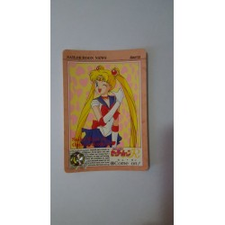 CARDS SAILOR MOON ORIGINALE GIAPPONESE