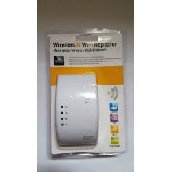Ripetitore wi-fi wirelless x ambieni interni ed esterni
