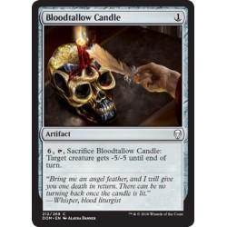 Candela di Cera Sanguigna - Bloodtallow Candle