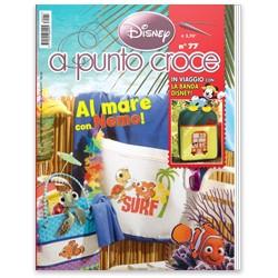 RIVISTA PUNTO CROCE DISNEY N. 77 2013 SU CD