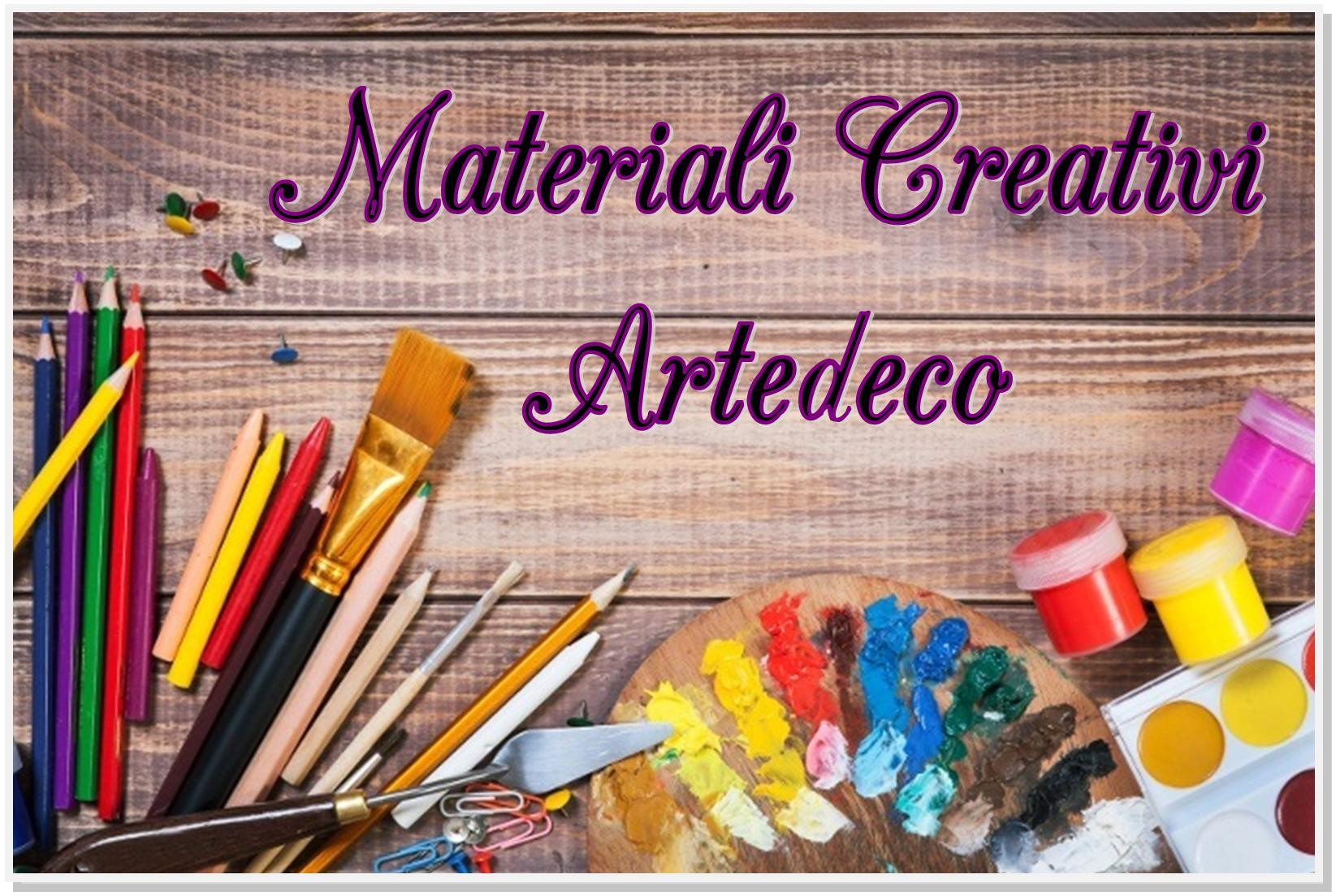 materiali creativi